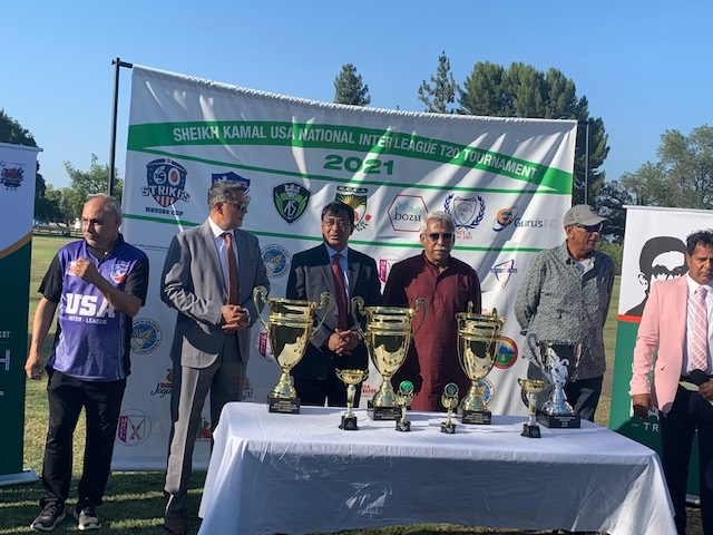Sheikh Kamal Memorial T20 Cricket Trophy promotes people-to-people contact between Bangladesh and US: Envoy