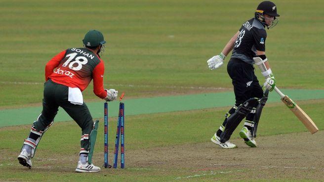 New Zealand set 94-run target for Bangladesh
