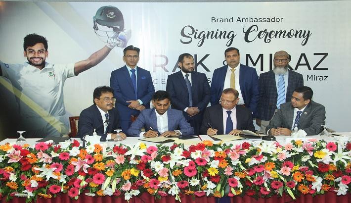 Signing ceremony of RAK Ceramics was held