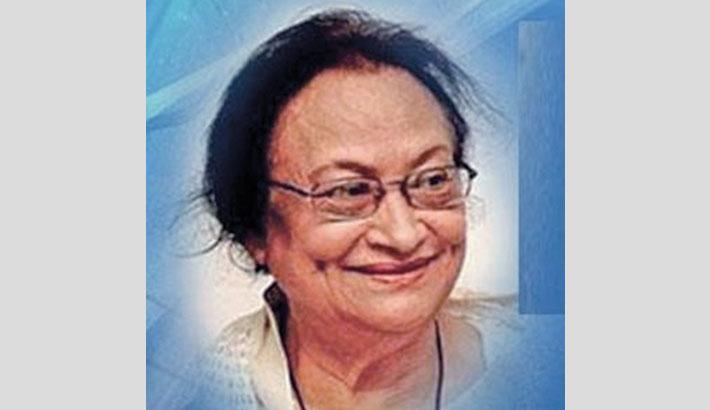 Feroza Begum's death anniv today