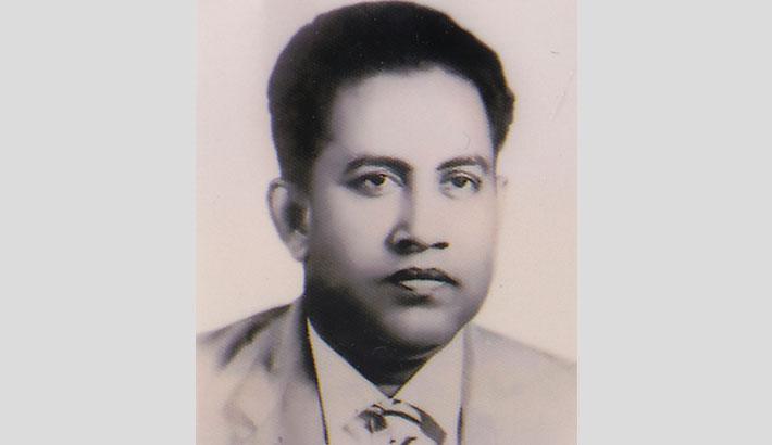 Fazlul Kabir's 49th death anniv today