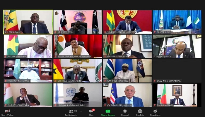 ECOWAS suspends Guinea after coup