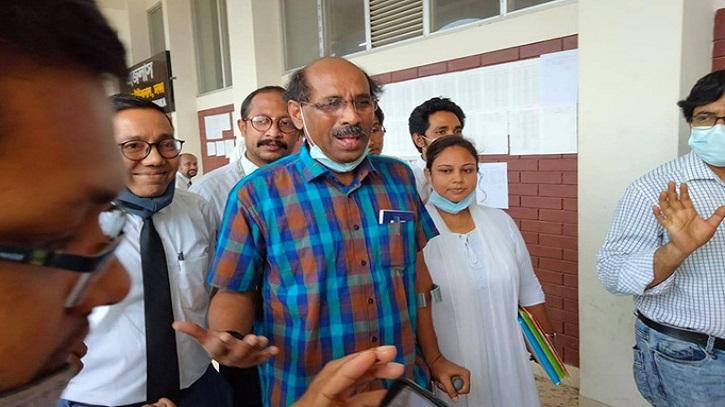 Journalist Probir Sikdar acquitted from ICT case