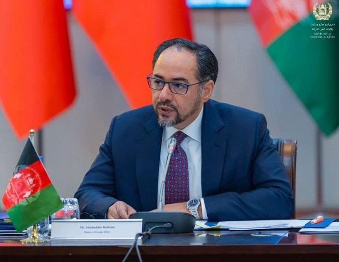Taliban monopolize power in Afghanistan, will not last longer: Salahudin Rabbani