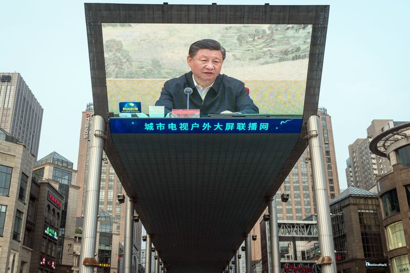 Xi Jinping May Be Leading China Into a Trap