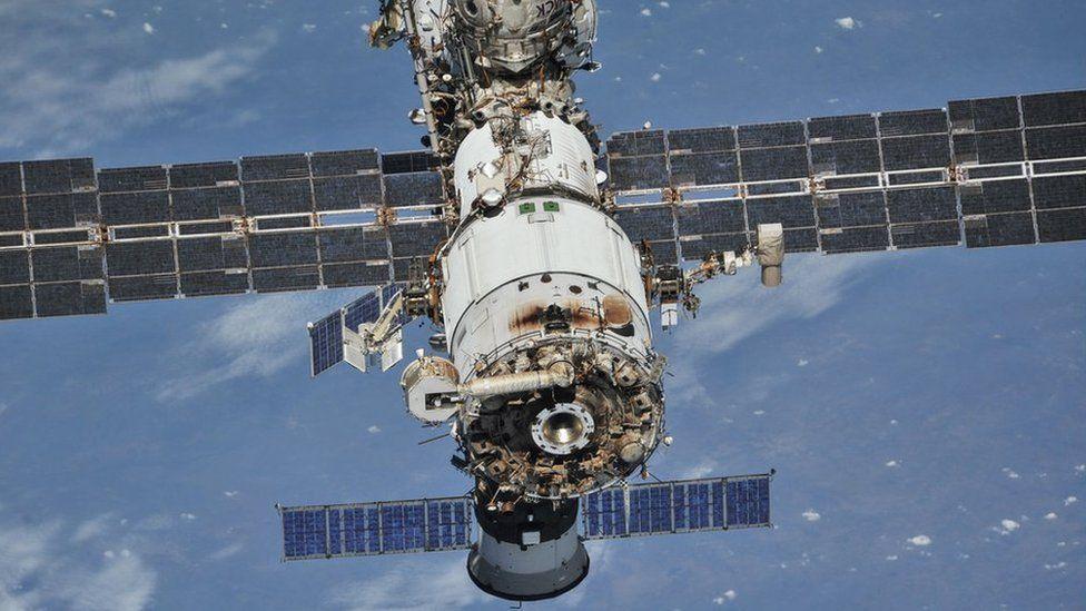 Smoke alarms go off on International Space Station
