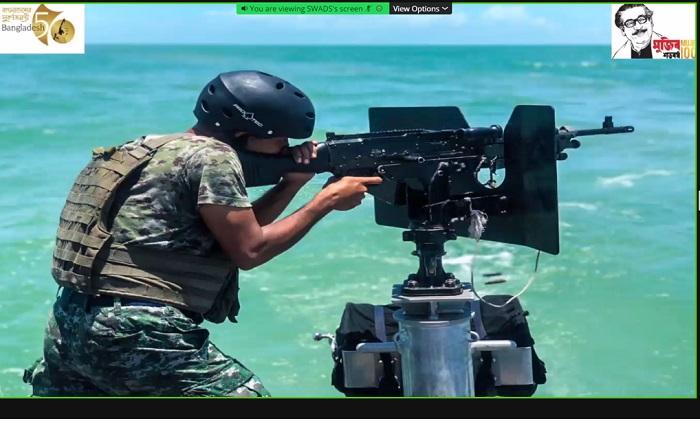 US donates metal shark and defender patrol boats to Bangladesh Navy and Coast Guard
