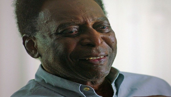 Pele says he is doing well after surgery