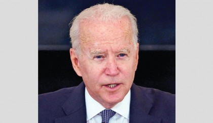 World faces 'code red' on climate change: Biden