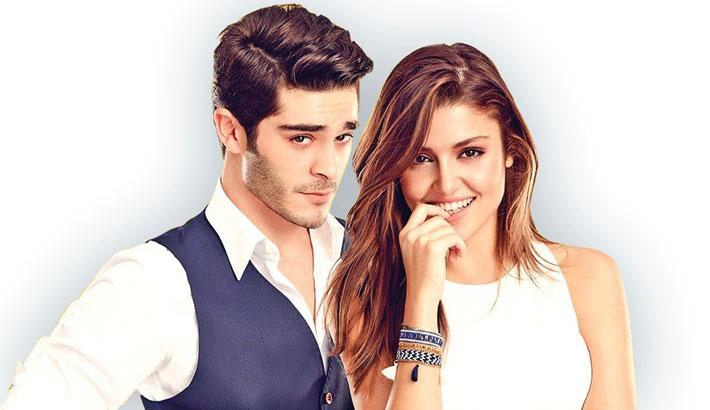 'Hayat Murat' on Channel i
