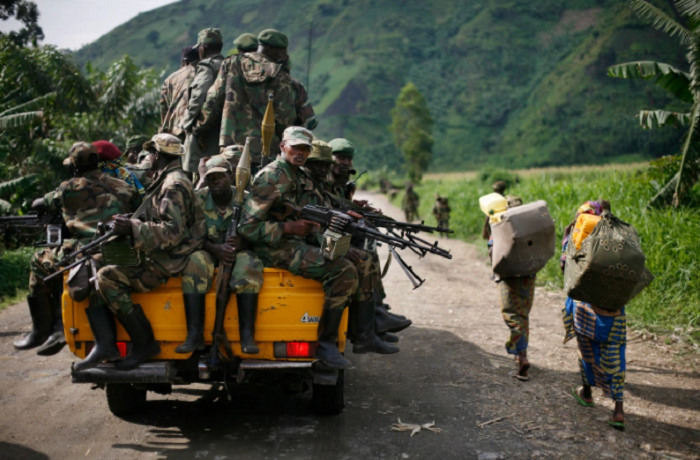 Over 1,200 civilians killed in two DR Congo provinces this year: UN