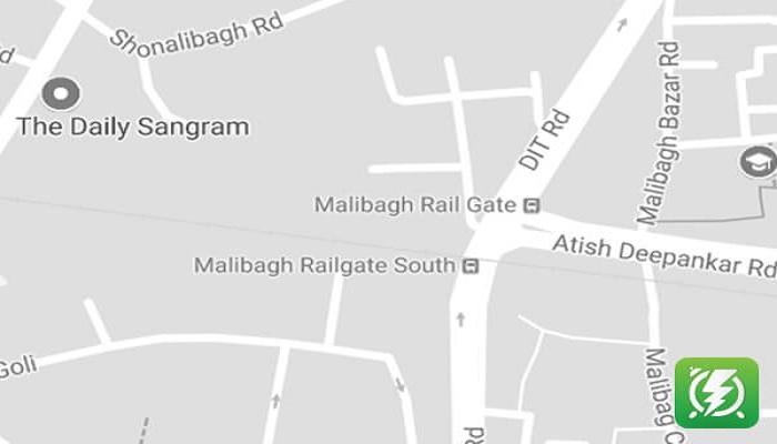 Madrasa teacher crushed under train in city's Malibagh