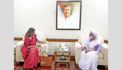 Bangladesh-EU ties to strengthen further: PM