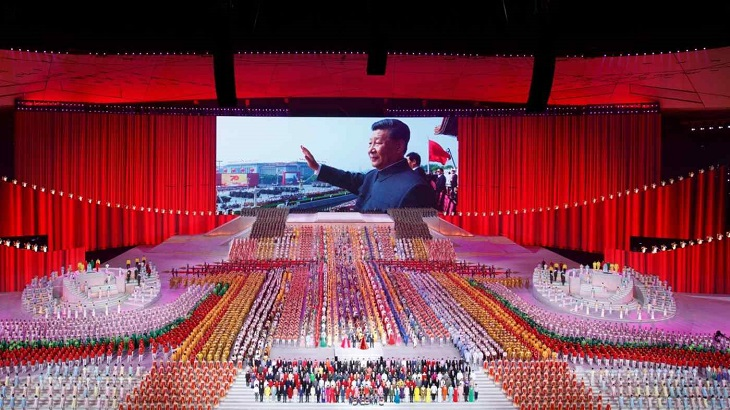 No star-worshipping: Xi's cultural clampdown has echoes of past