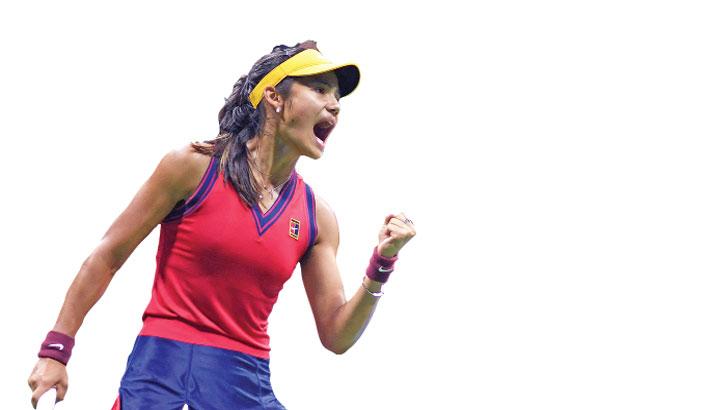 Raducanu to face Fernandez in all-teen US Open final