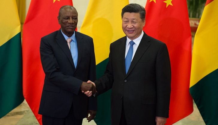China Is OK With Interfering in Guinea's Internal Affairs