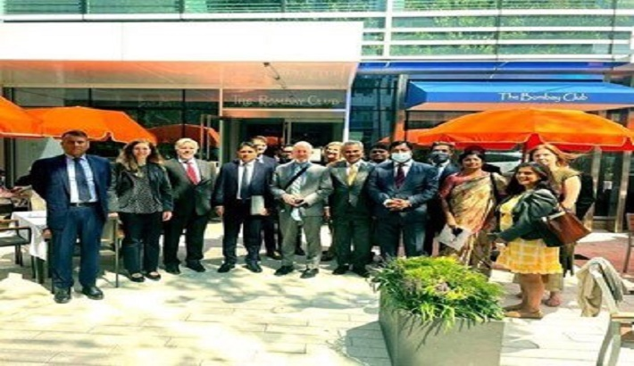 Bangladesh Embassy in USA holds roundtable discussion to promote readymade garments in the US market