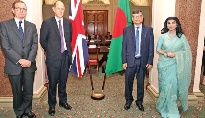 Bangladesh recognised as critical stability provider