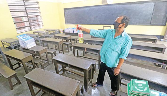 Schools, colleges finally reopen