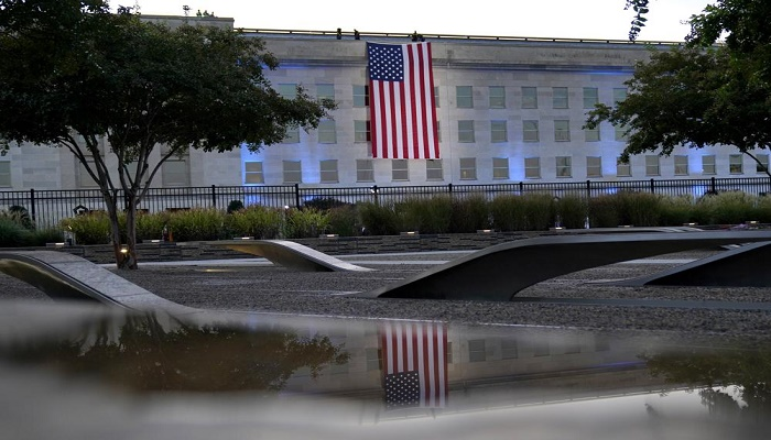 FBI releases newly declassified record on Sept. 11 attacks