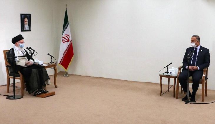 Iraq PM visits neighbour Iran for economic talks