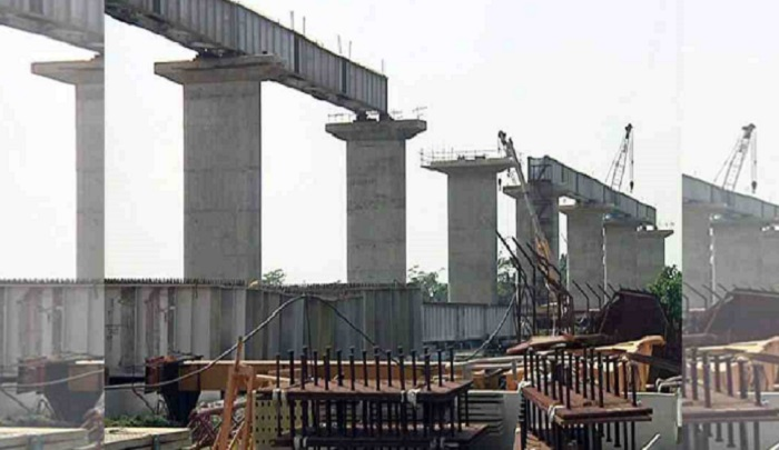 Khulna-Mongla rail link project drags on