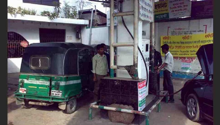 CNG filling stations to be closed from 5 pm to 11 pm