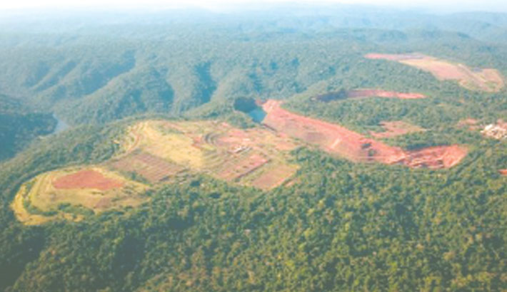 Call for protecting 30pc of Earth, 80pc of Amazon