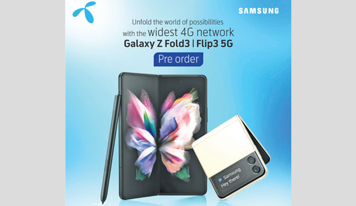 GP users can now pre-order Samsung Galaxy Z series