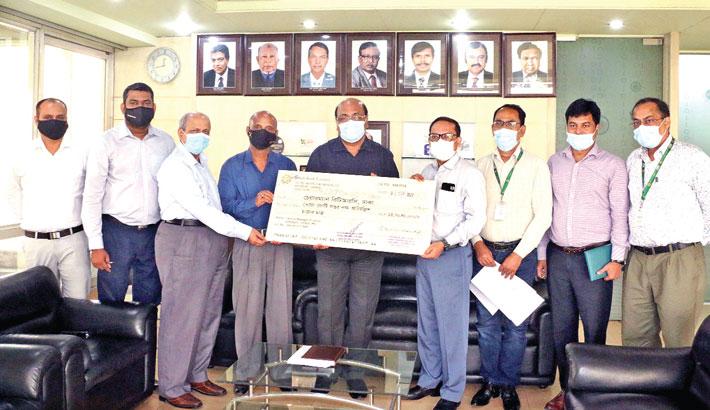 BTCL paid Tk 137m dues to BTRC