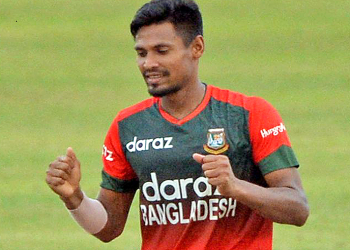 Mustafiz leaves for UAE to play in IPL
