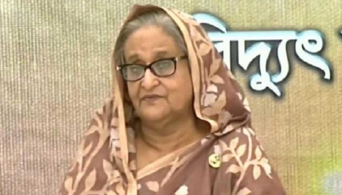 Electricity for all: Hasina inaugurates five power plants