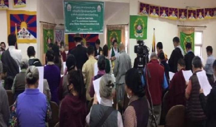Dharamshala: Tibetan Women's Association slams China for denying Tibetans freedom and culture