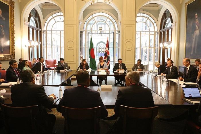 Fourth Bangladesh - UK Strategic Dialogue Communique