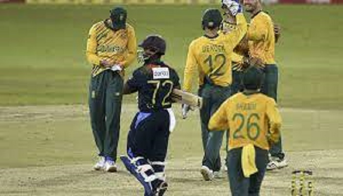 Shamsi, Markram help South Africa clinch T20 series with big win