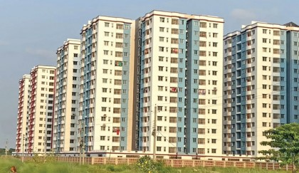 Uttara Model Town third-phase project limping for 22yrs