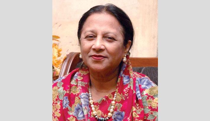 Jatiya Party MP Masuda dies