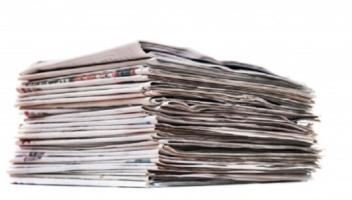Declarations of ten daily newspapers cancelled