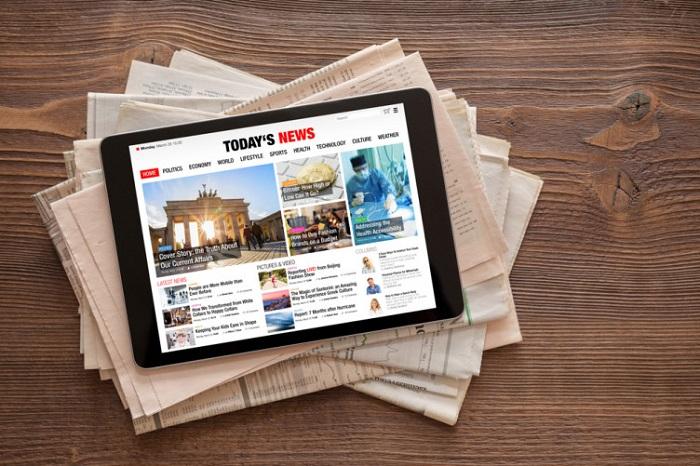 Unauthorised Online News Portals: A platform of spreading false news, rumours