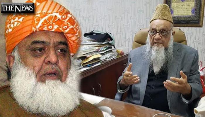 Pak ministers' tirades against ECP: Fazl, Sajid call govt fascist