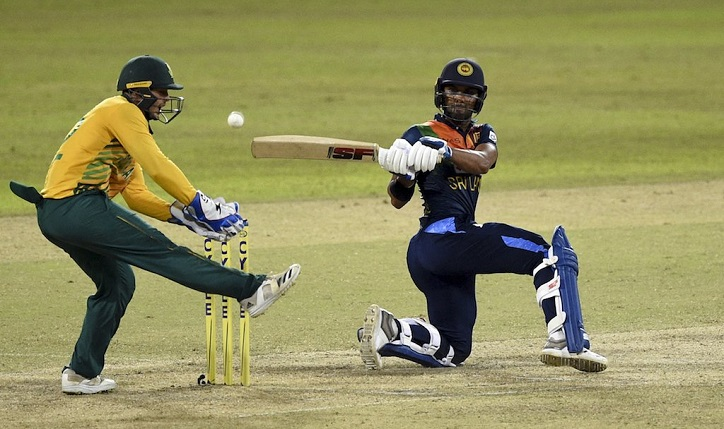 Sri Lanka opt to bat in 3rd T20 against South Africa