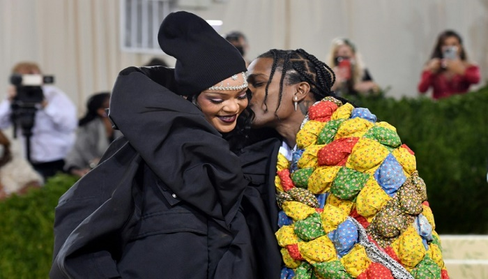 Stars dazzle in defiant fashion at 'surreal' Met Gala