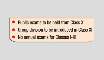 No PEC, JSC exams from 2023