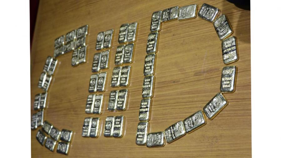 58 gold bars worth Tk4.5 crore seized from Shohagh Paribahan