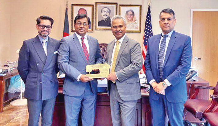 BGMEA seeks support  for expansion of RMG exports to US mkt