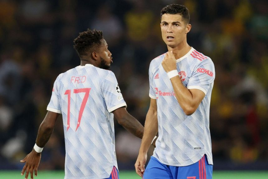 Ronaldo scores but Man Utd stunned by Young Boys in Champions League