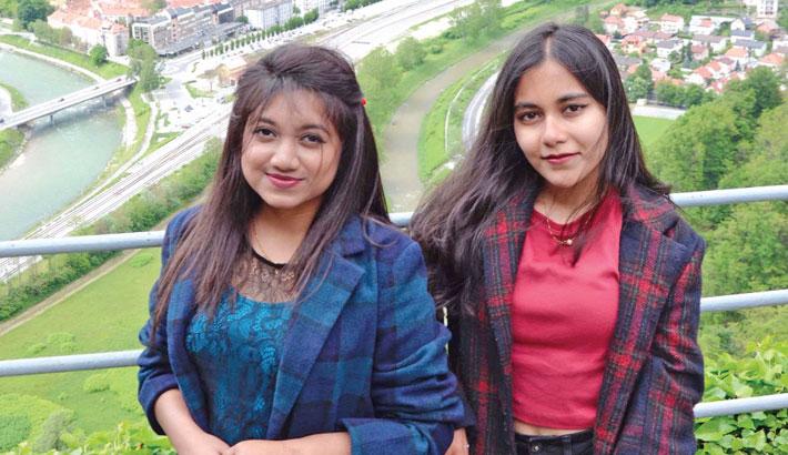 2 IUB students get Erasmus+ scholarship