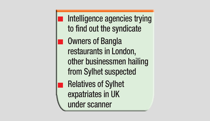 Huge money being sent to Tarique from Sylhet