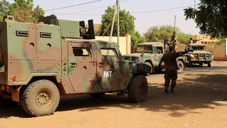 Germany warns Mali over Russian mercenary deal