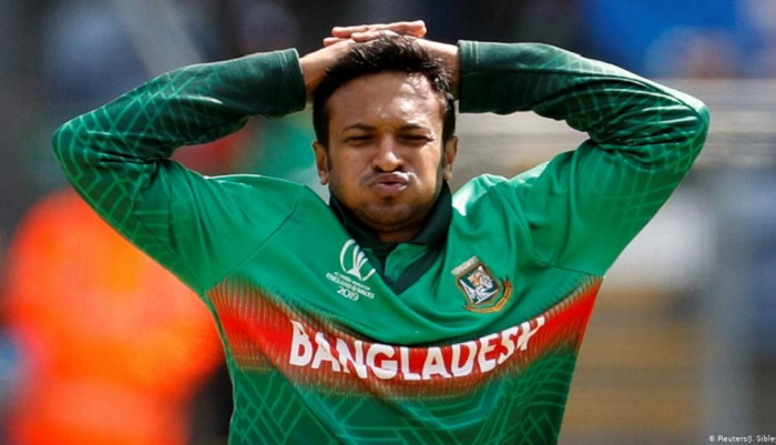 Shakib loses top spot in T20 all-rounder rankings